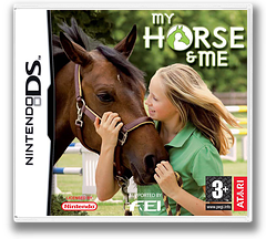 My Horse & Me DS cover (YHSP)