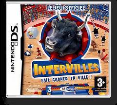 Intervilles - Fais Gagner Ta Ville! - Le Jeu Officiel DS cover (YIWF)