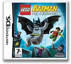 LEGO Batman - The Videogame DS cover (YJBP)