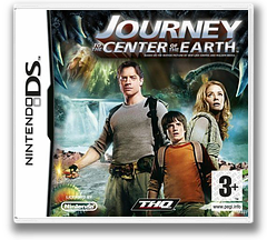 Journey to the Center of the Earth DS cover (YJCP)