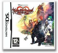 Kingdom Hearts - 358/2 Days DS cover (YKGP)