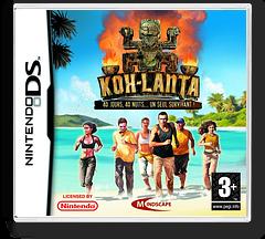 Koh-Lanta DS cover (YL8F)