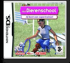 Mijn Dierenschool DS cover (YMTZ)