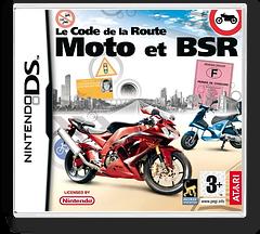 Le Code de la Route - Moto et BSR DS cover (YPFF)