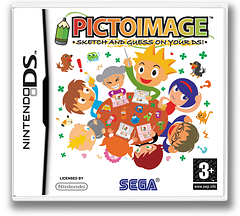 PictoImage - Sketch and Guess on Your DS! DS cover (YPIP)
