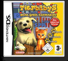 Tierbabys - Meine Grosse Tierpension DS cover (YPLD)