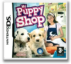 My Puppy Shop DS cover (YPTP)