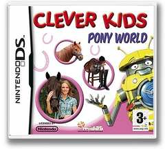 Clever Kids - Pony World DS cover (YPUP)