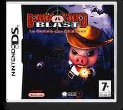 Barnyard Blast - Swine of the Night DS cover (YQBP)