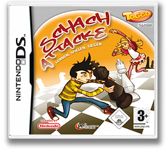 Chess for Kids DS cover (YQCP)
