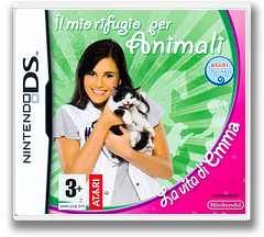 Emily - My Animal Shelter DS cover (YR5P)