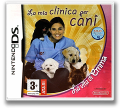 Emily - My Dog Paradise DS cover (YR6P)