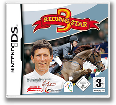 Riding Star 3 DS cover (YRDP)