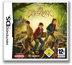 The Spiderwick Chronicles DS cover (YS8P)