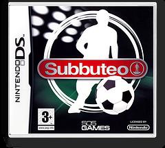 Subbuteo DS cover (YSJP)