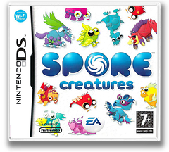Spore - Creatures DS cover (YSPP)