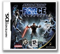 Star Wars - The Force Unleashed DS cover (YSTP)