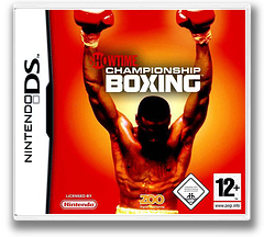 Showtime Championship Boxing DS cover (YSYP)