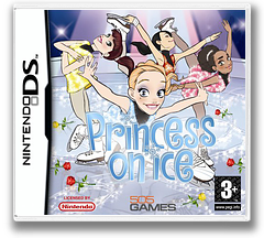 Princess on Ice DS cover (YUIP)