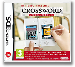 Nintendo Presents - Crossword Collection DS cover (YWXP)