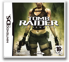 Tomb Raider - Underworld DS cover (YX8X)