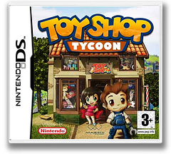 Toy Shop Tycoon DS cover (YYTP)