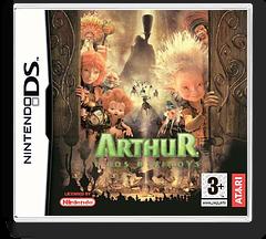 Arthur y los Minimoys DS cover (A2MP)