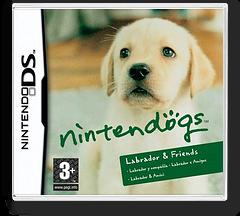 Nintendogs - Labrador e Amigos DS cover (AD3P)