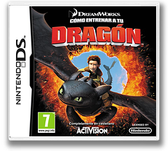 Cómo Entrenar a tu Dragón DS cover (BHDX)