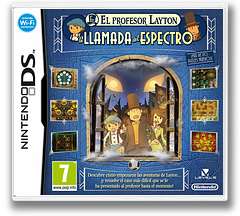 Professor Layton and the Spectre's Call DS cover (BLFP)
