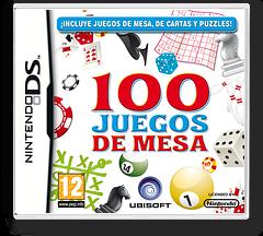 100 Juegos de Mesa DS cover (BOZP)