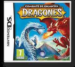 Combate de Gigantes - Dragones DS cover (C7UP)