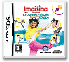 Imagina Ser Presenta - La Academia De Baile DS cover (CDSP)