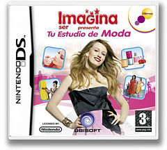 Imagina Ser Presenta - Tu Estudiio De Moda DS cover (CFDP)