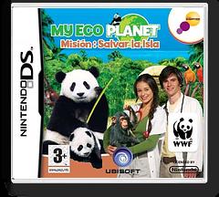 My Eco Planet - Misión Salvar la Isla DS cover (CGQP)