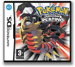 Pokémon - Edicion Platino DS cover (CPUS)