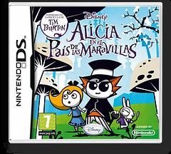 Alice in Wonderland DS cover (VALV)