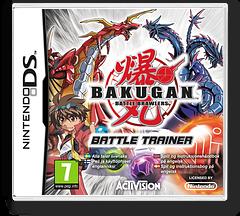Bakugan - Battle Brawlers - Battle Trainer DS cover (BBKP)