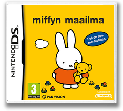 Miffyn Maailma DS cover (BMWX)