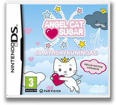 Angel Cat Sugar ja Myrskykuningas DS cover (C5OX)
