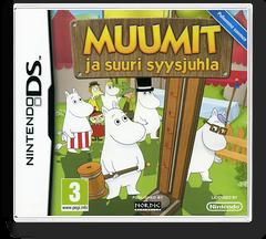 Muumit ja suuri syysjuhla DS cover (C7NX)