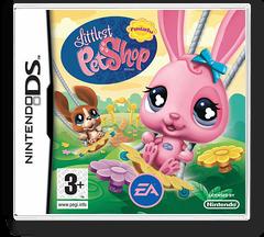 Littlest Pet Shop - Puutarha DS cover (CPSP)