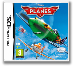 Disney Planes DS cover (TPDY)