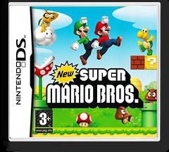 New Super Mario Bros. pochette DS (A2DP)
