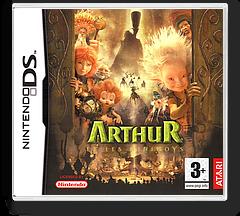 Arthur et les Minimoys pochette DS (A2MP)
