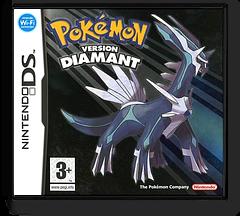 Pokémon - Version Diamant pochette DS (ADAF)