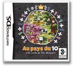 Make 10 - A Journey of Numbers pochette DS (AIOP)