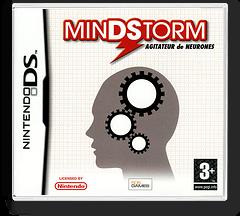 MinDStorm - Train Your Brain pochette DS (AJNP)