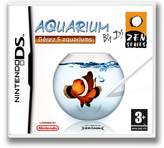 Aquarium by DS pochette DS (AQ8P)