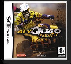 ATV Quad Frenzy pochette DS (ATVP)